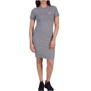Nike. Short sleeve ringer dress. Like new.